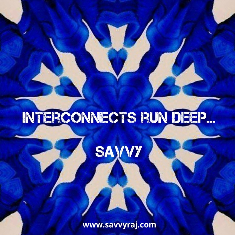 A vision a verse by Savvy Raj