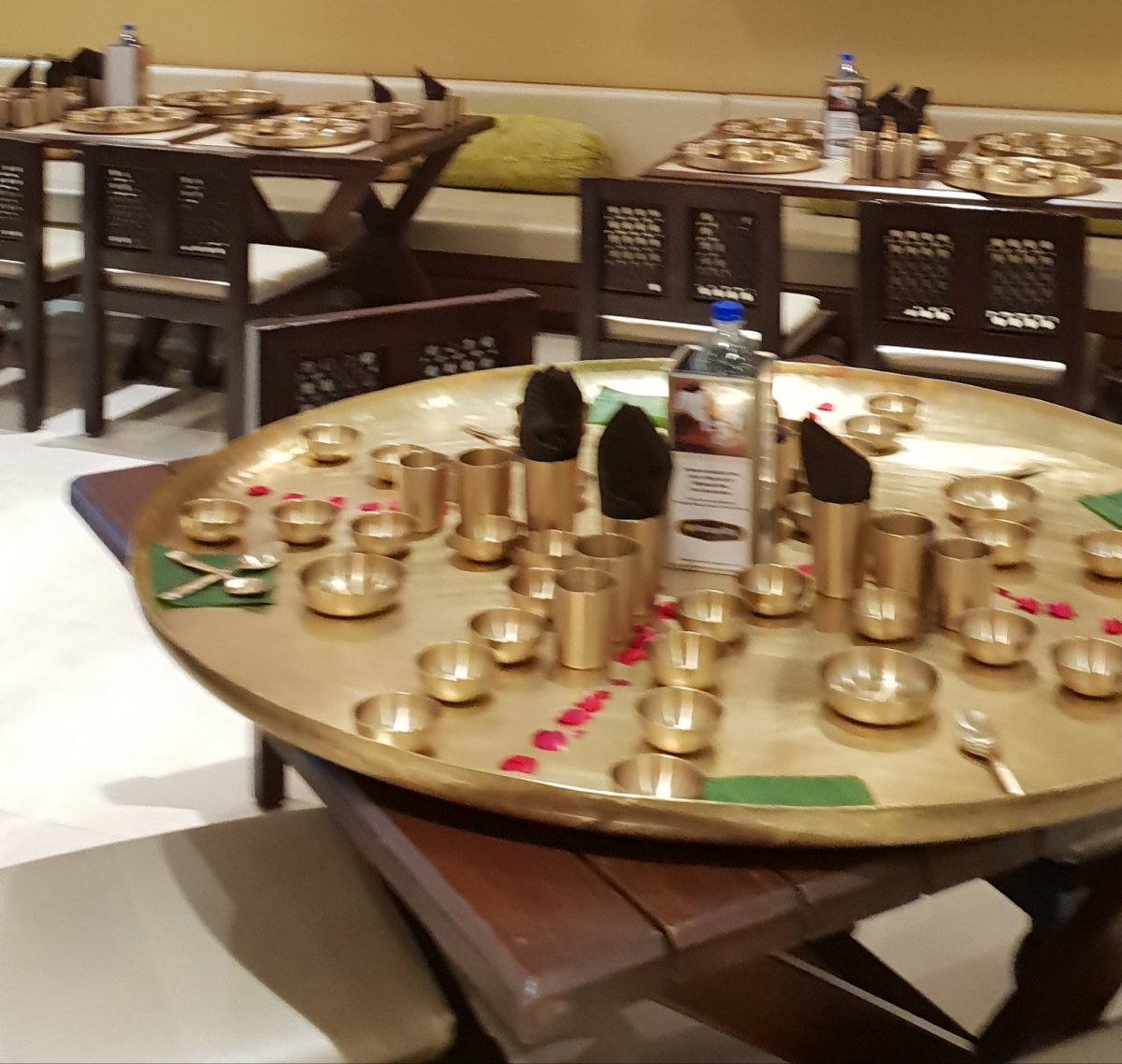 The Great Indian Thali