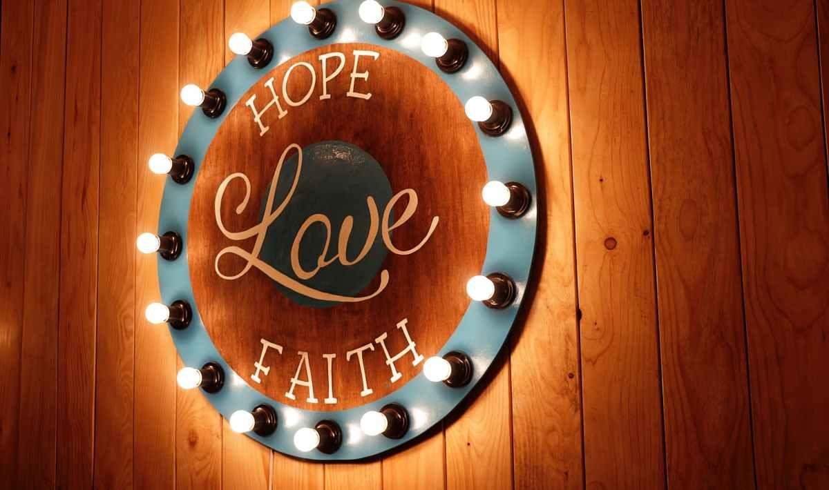 On faith and trust