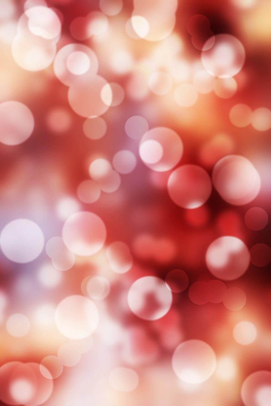 abstract art blur bokeh
